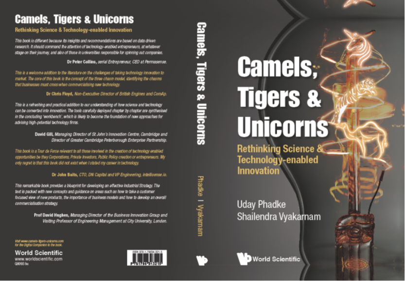 Camels, Tigers, Unicorns - Book cover image